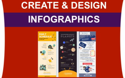How to easily Create & Design Infographics?